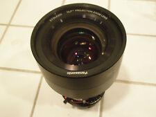 Panasonic ET-DLE200 ETDLE200 LONG THROW ZOOM Projector lens