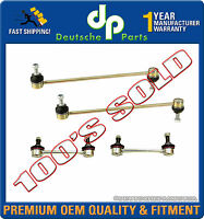 VOLVO XC70 XC90 S60 S80 V70 FRONT REAR SWAY BAR LINKS 8672446 + 274456 SET 4 L+R