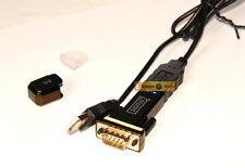 DIGITUS USB Seriell DB9 ADAPTER DA-70156 Serial NEU Windows 7 /8 /10