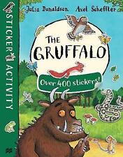 The Gruffalo Sticker Book by Julia Donaldson (Paperback, 2016)