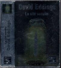 DAVID EDDINGS # LA CITE OCCULTE # 1997 RENDEZ-VOUS AILLEURS