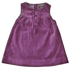 Bout'chou robe en velours ras taille 6 mois