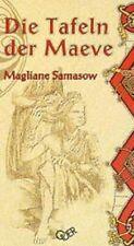 Die Tafeln der Maeve: Fantasy-Roman Fantasy-Roman Samasow, Magliane: