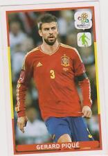 AH / Panini football Euro 2012 Special Dutch Edition #62 Gerard Pique