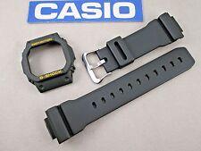 Genuine Casio G-Shock G5600A-3 GWM5600A-3 watch band & bezel set dark green