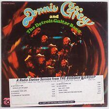 DENNIS COFFEY & DETROIT GUITAR BAND: Debut PROMO Sussex Funk Breaks LP NM-