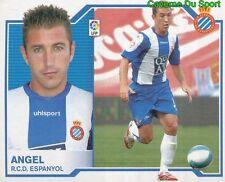 ANGEL ESPANA RCD.ESPANYOL STICKER LIGA ESTE 2008 PANINI