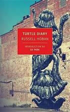 Turtle Diary (New York Review Books Classics), Hoban, Russell, New Book