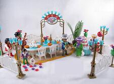 PLAYMOBIL VINTAGE 5339 WEDDING RECEPTION VICTORIAN MANSION 5300-100% EXCEL-BOXED
