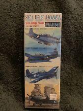 1/700 Sea Way Model U.S. Naval Plane No.31 FUJIMI NEW SEALED
