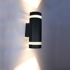 14W Semi-cylindrical LED Lamp Wall Sconce Light Fixture External Waterproof Gate