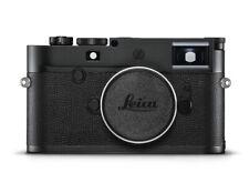 !!!NEU!!! Leica M10 Monochrom schwarz black vom Leica Store Nürnberg