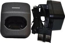 Siemens Gigaset Coque Support Ladeteil Chargeur + Alimentation a16 a160 a165 a265 a260