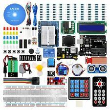 LAFVIN for UNO Project Super Starter Kit for Arduino for uno R3 Mega2560 ... New