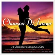 VARIOUS ARTISTS - CHANSON D'AMOUR [ONE DAY] NEW CD