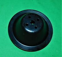 🔥 58 66 CORVETTE CHEVELLE SBC 283 327 WATER PUMP PULLEY 3788472 Single Groove