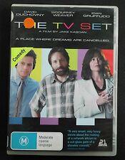 THE TV SET(DVD, Region 4)       David Duchovny, Sigourney Weaver      (1217)