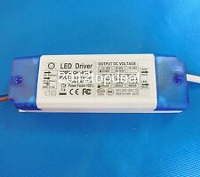 10-20x3W LED Driver Power Supply 900mA F CREE XML XPE XTE T6 U2 L2 10W LED Chip