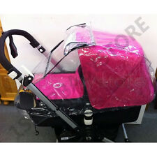 Raincover Fits Bugaboo Cameleon iCandy Apple Peach Strawberry SilverCross Surf
