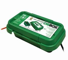 Dribox 200 Weatherproof Waterproof Box Outdoor Connection Enclosure - Green Box
