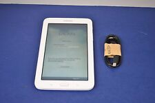 Samsung Galaxy Tab 3 Lite Kids SM-T110 8GB, Wi-Fi, 7in - White, Great Condition!