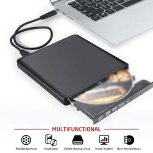 External Bluray Drive USB 2.0 Optical Drive Burner Ray Player CD DVD BD-RW Sale