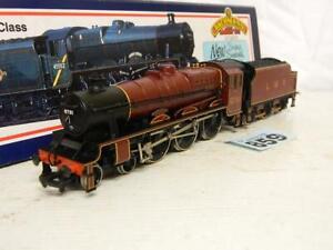 Bachmann OO LMS Jubilee Class 4-6-0 Tender Loco Impregnable 5721 Box 31-154
