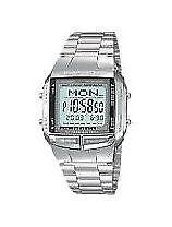 Casio Armbanduhren aus Edelstahl mit Chronograph für Erwachsene
