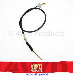 Clutch Cable - Suzuki Vitara 3Dr 1.6 G16A Carb (88-94)