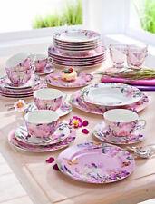 Kaffeeservice Hortensie  18-teilig. aus Porzellan Kaffeegeschirr Geschirr Blumen