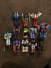 Transformer Figure Lot Age Of Extinction Siege War For Cybertron Generations 12