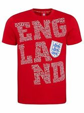 Red **England**football shirt top...size xx large brand new
