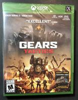 Gears Tactics (XBOX ONE / XBOX SERIES X) NEW