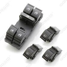 Elevalunas conmutación unidad interruptor tecla delante atrás para SEAT Altea 5p Leon 1p