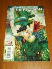 SPIDERWOMAN #4 (2010) MARVEL COMICS