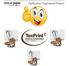 Sublimation Papier TexPrint-R,  120 g/qm,DIN A3  / - 110 Blatt / 1 Pack: