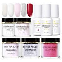 8Pcs BORN PRETTY Dipping Powder System Liquid Nails  Starter Kit