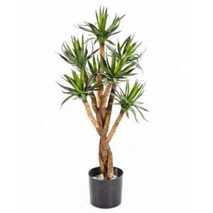artplants Künstliche Agave AVAN, 70cm - Kunst Sukkulente / Kunstpflanze