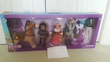 Tangled Before Ever After Deluxe Doll Set Complete Like New