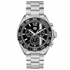 Tag Heuer CAZ101H.BA0842 Formula 1 43MM Men's Chronograph Stainless Steel Watch