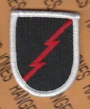 274th Medical Detachment Airborne beret flash patch Type C