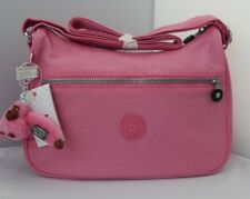 NEW Kipling Sally Shoulder Crossbody Bag Fancy Pink HB7379