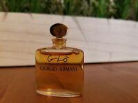 Gio de Giorgio Armani Vintage Eau de Parfum (.17oz / 5ml) Splash Mini
