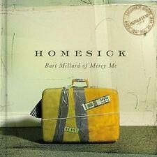 Homesick by Bart Millard (2005, Hardcover)