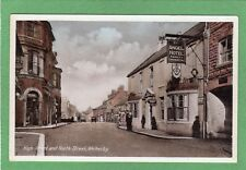 High North Street Angel Hotel Wetherby pc unused R A P Ref L328