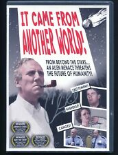 It Came From Another World! (Director Christopher R. Mihm) Dvd - Signed