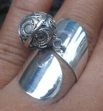 Without Stone Sterling Silver Handcrafted Rings