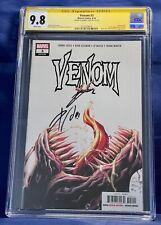 Venom  #3 | CGC 9.8 NM/M Signature Series | Signed Donny Cates | 1st Knull