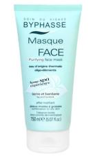 Byphasse Face Mask Purifying Burdock Nourishing Hydrating Tonic Oily Skin 150 ml