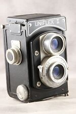 Universal Uniflex I TLR Camera, Boxed, Working